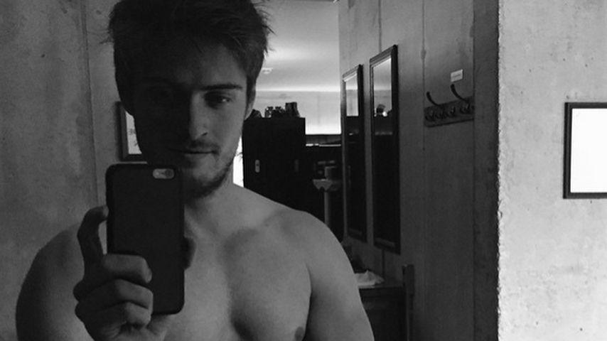 Jörn Schlönvoigt legt nach: Ein Nackt-Selfie wie Ex Sila!