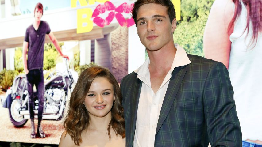 """Die """"The Kissing Booth""""-Stars Joey King und Jacob Elordi"""