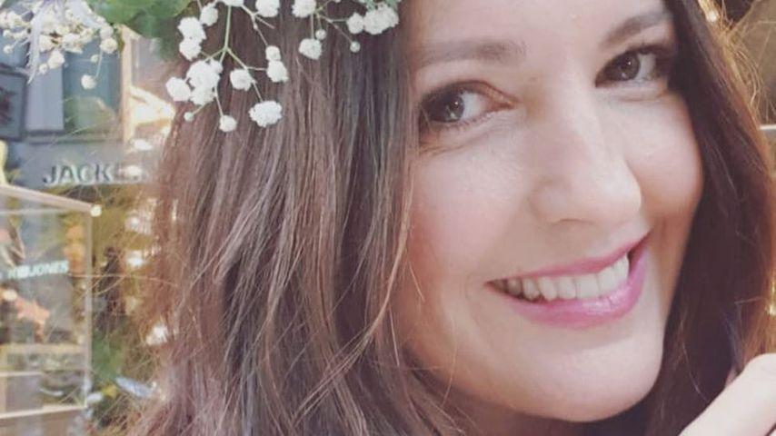 """""""Schlafe weniger & liebe mehr"""": Johanna Klum im Mama-Glück"""