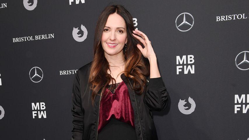 Johanna Klum im Januar 2018