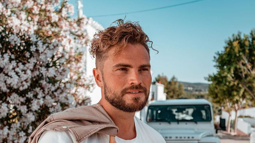 Johannes Haller im Mai 2020 auf Ibiza