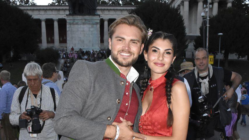 Johannes Haller und Yeliz Koc im September 2018