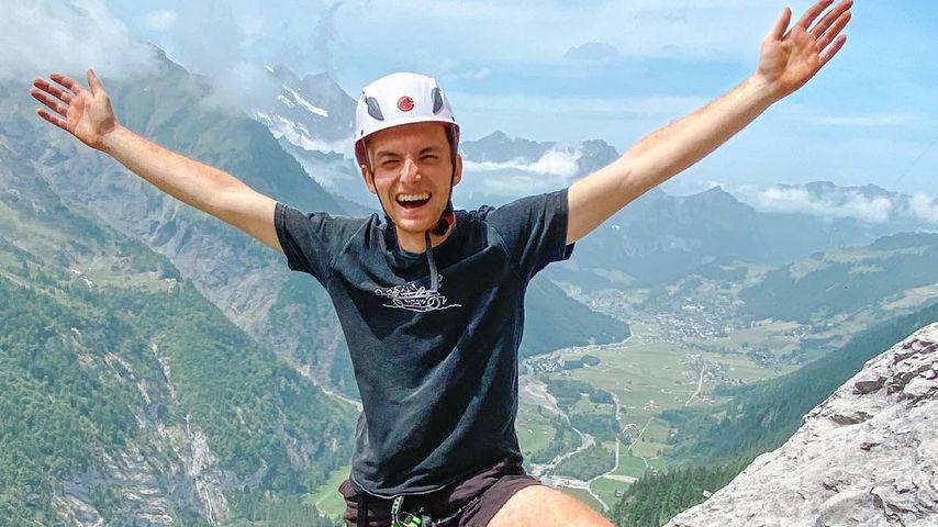 Johannes Mickenbecker in der Schweiz