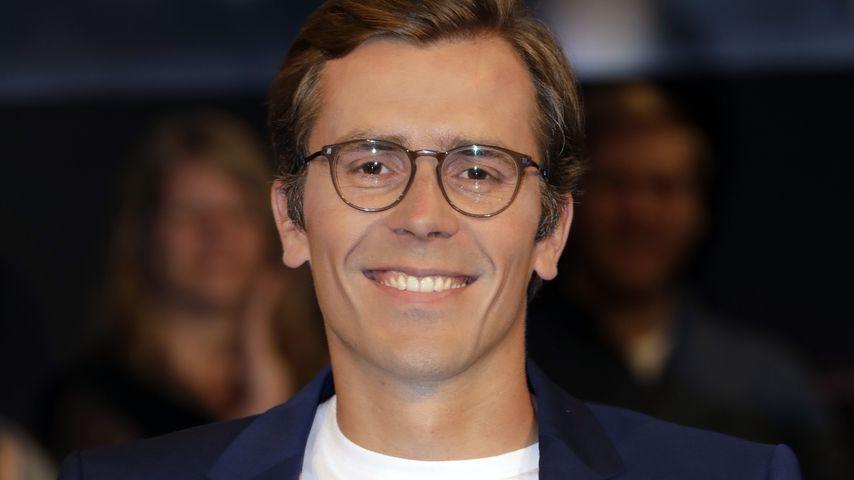 """Johannes Wimmer bei """"Tietjen und Bommes"""" in Hannover im Juni 2019"""