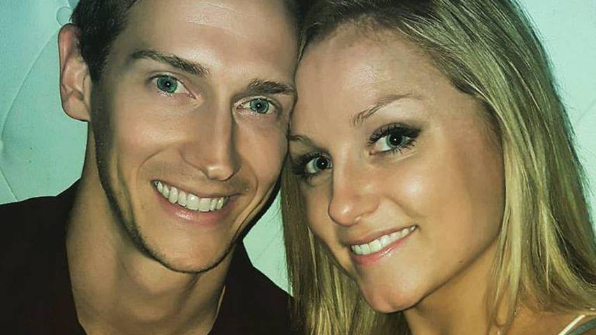 John Bernecker (†33) mit seiner Freundin Jennifer Cocker