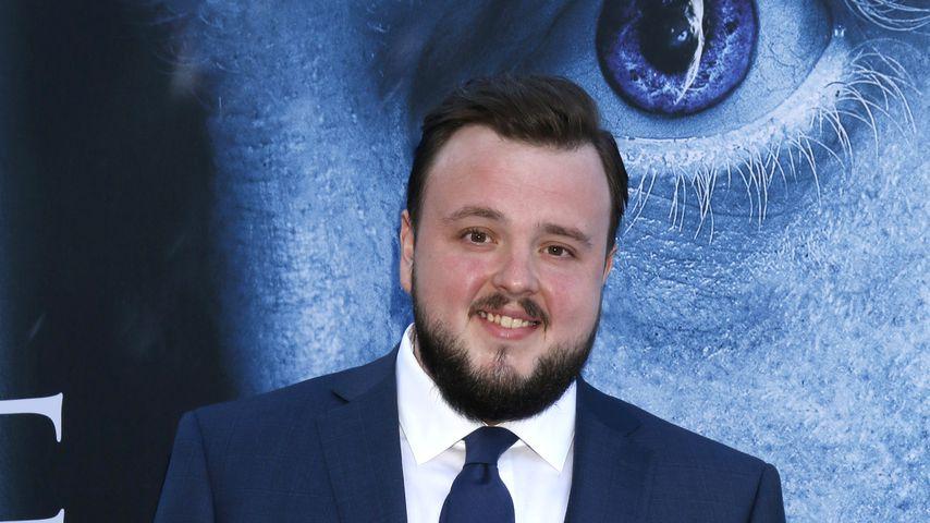 """John Bradley auf der Premiere der siebten Staffel von """"Game of Thrones"""""""