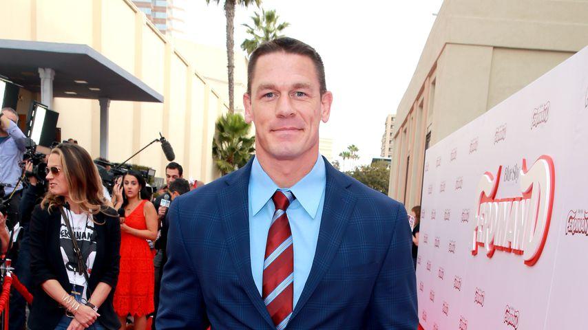 """John Cena beim Screening von """"Ferdinand"""" in Los Angeles"""