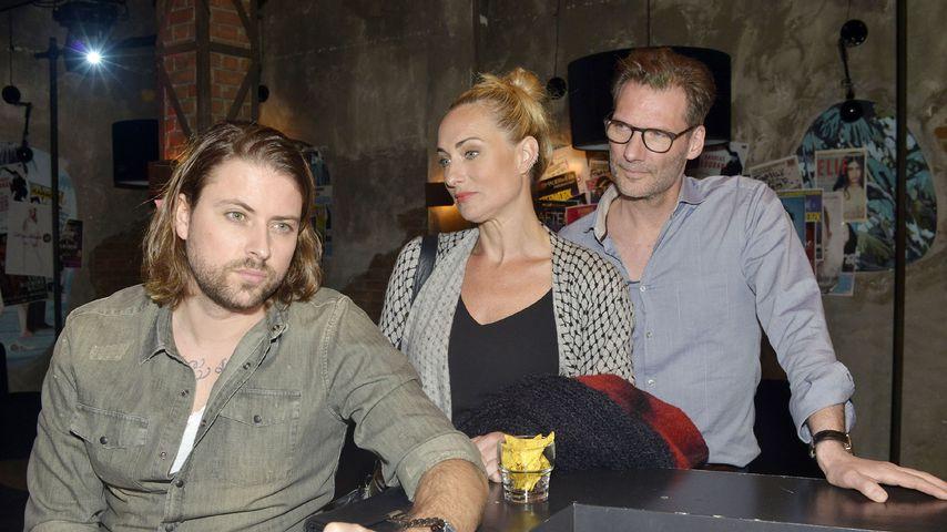 John (Felix von Jascheroff), Maren (Eva Mona Rodekirchen), Alexander (Clemens Löhr)