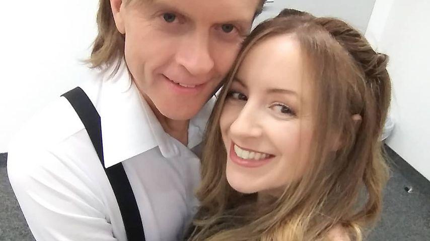 John Kelly mit seiner Frau Maite Itoiz