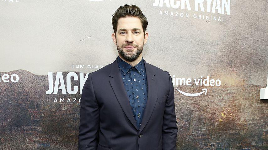 "John Krasinski auf der ""Jack Ryan""-Premiere in New York, Oktober 2019"
