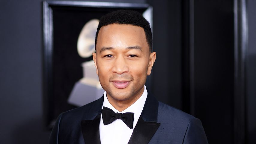 John Legend im Januar 2018 in New York
