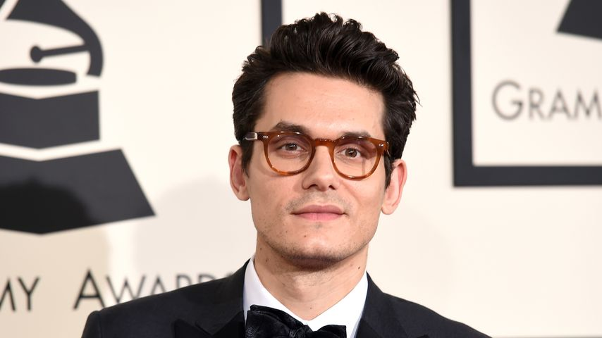 John Mayer bei den Grammy Awards 2015