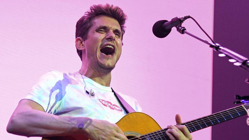 John Mayer bei einem Auftritt in Phoenix, Arizona