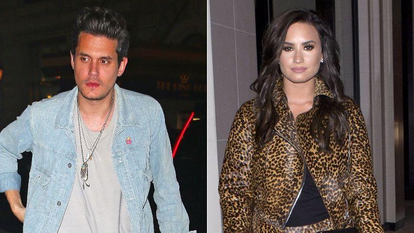 Zusammen gesehen! Schnappt sich John Mayer nun Demi Lovato?