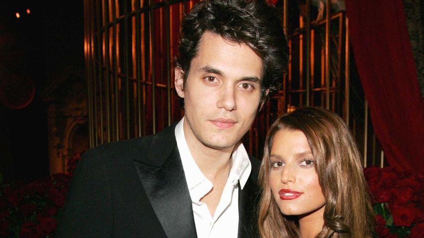 """""""Wie Crack"""": John Mayer schwärmt von Sex mit Jessica Simpson"""
