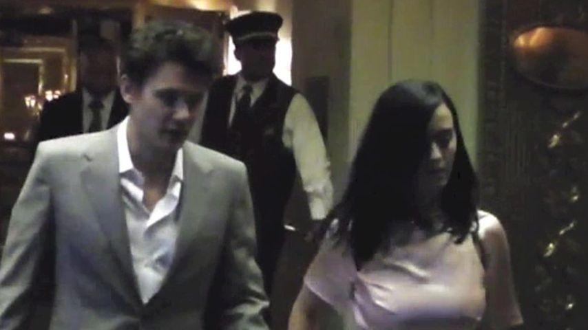 Beweisfoto! Katy Perry & John Mayer sind ein Paar