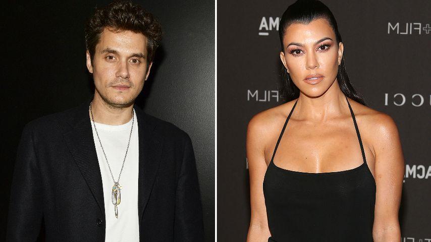 John Mayer steht total auf Kourtney – aber sie nicht auf ihn
