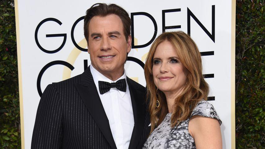 Süßes Debüt: John Travoltas Sohn (4) zum 1. Mal im TV