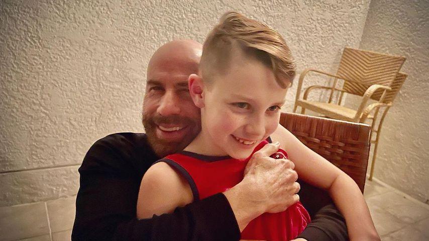 John Travolta teilt süßes Foto zum Geburtstag seines Sohnes