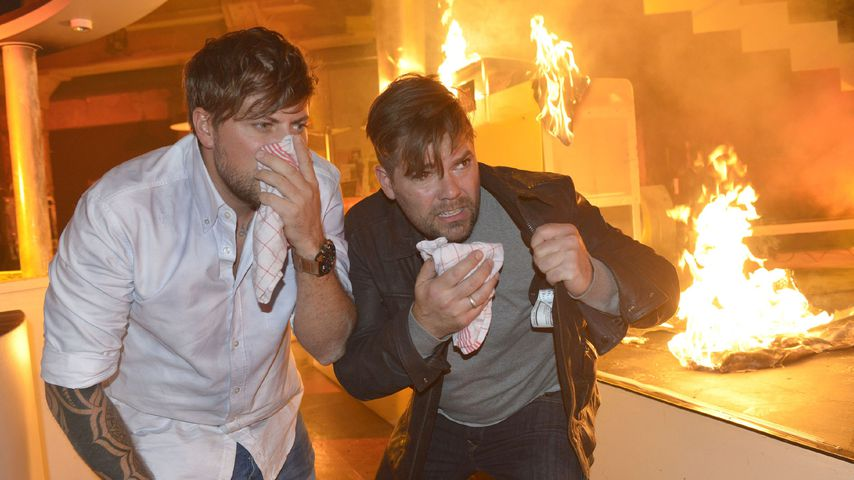 Drama-Folge um John: Verliert GZSZ jetzt das Mauerwerk?