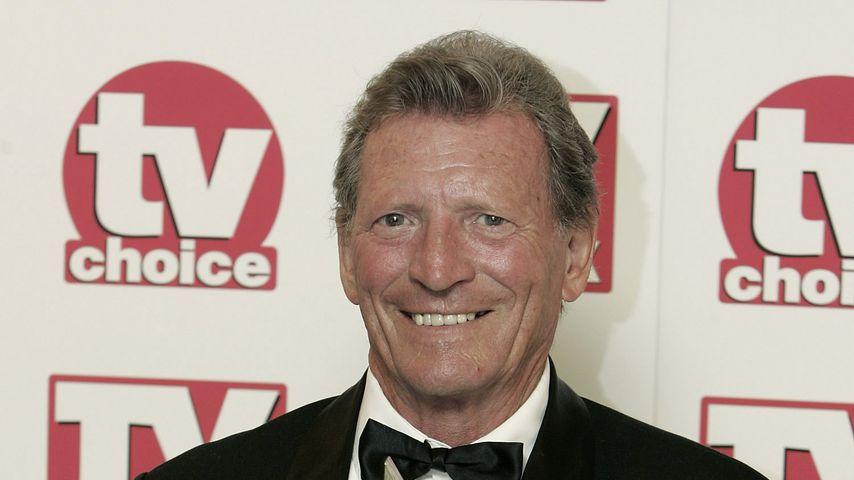 Johnny Briggs bei den TV Quick & TV Choice Awards 2006 in London
