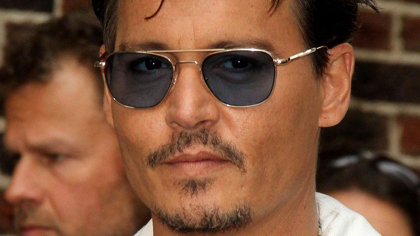 Wunsch der Produzenten: Johnny Depp in Sharknado 2