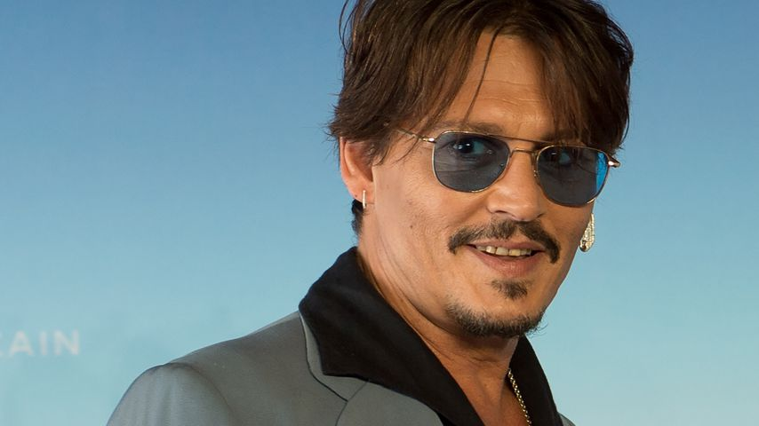 Johnny Depp, September 2019