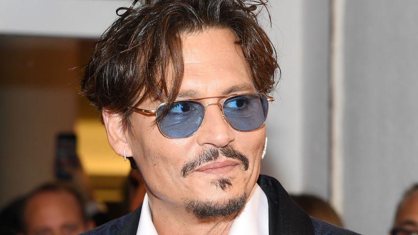 Johnny Depp im September 2019