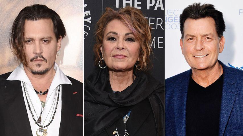 Ups! Diese Hollywoodstars wurden wegen Skandalen gefeuert!