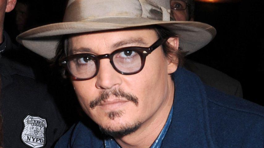 Johnny Depp, Schauspieler