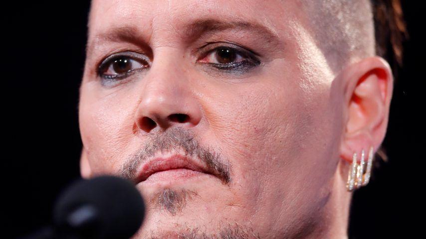 Johnny Depp ist sauer: Klage vom Ex-Manager sei ein Witz!