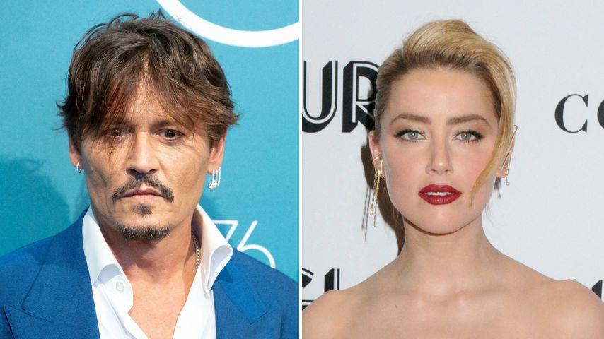 Johnny Depp: Gerichtsverfahren gegen Ex Amber verzögert sich