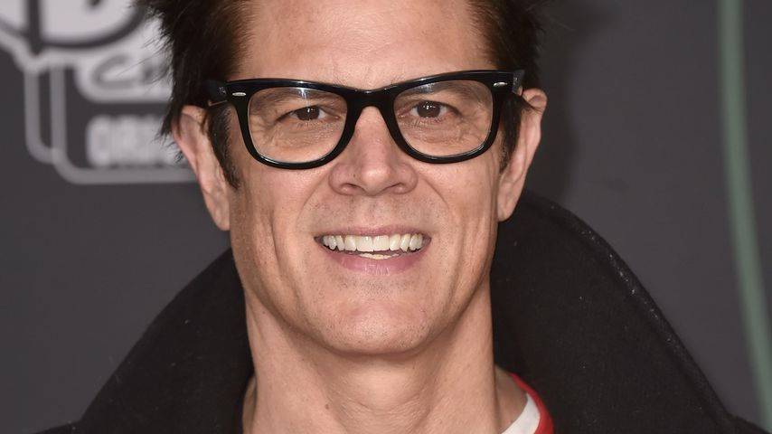 Huch! Jackass-Johnny Knoxville ist Opa geworden