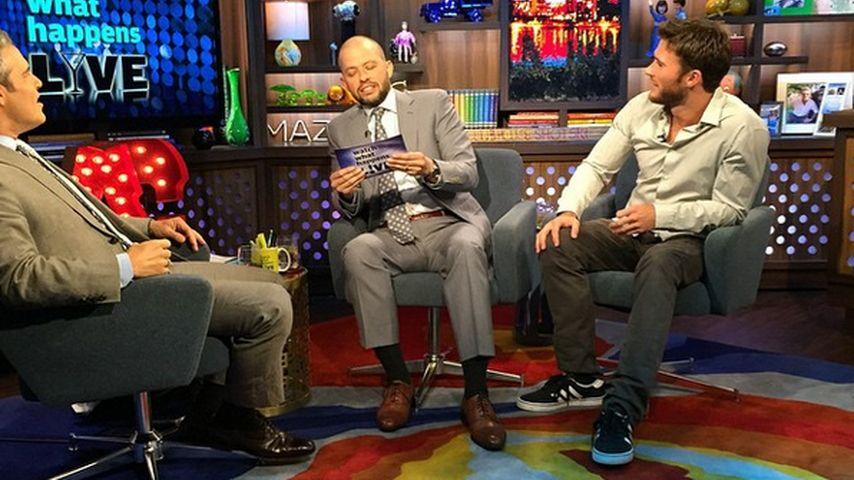 Scott Eastwood, Andy Cohen und Jon Cryer
