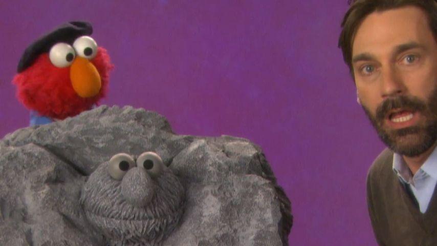 "Jon Hamm ganz anders: ""Mad Man"" in der Sesamstraße"
