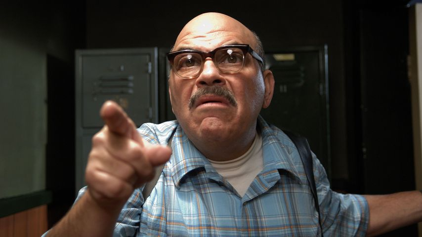"Jon Polito als ""Agent Hymes"" in Big Nothing 2006"