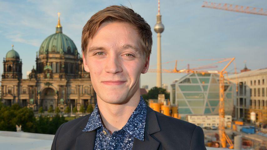 """Für """"Deutschland 83"""": Jonas Nay springt ins kalte Wasser"""