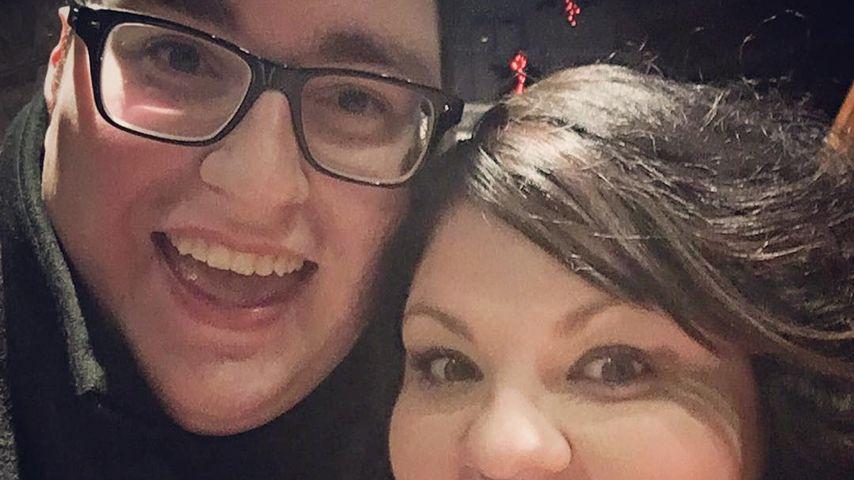 Jordan Smith nach dem Heiratsantrag mit seiner Verlobten Kristen Denny
