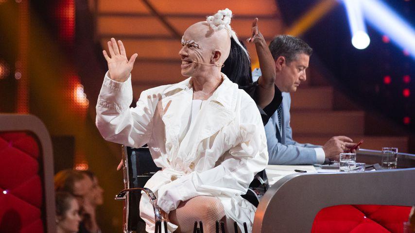 Sexy bis skurril: Das sind Jorges verrückteste Show-Looks