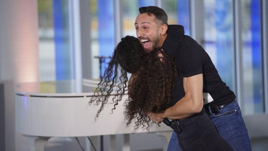 """DSDS-Antrag: Jorgo kannte Bana schon bei """"Die Bachelorette""""!"""