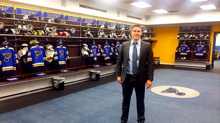 Jori Lehterä, Eishockeyspieler