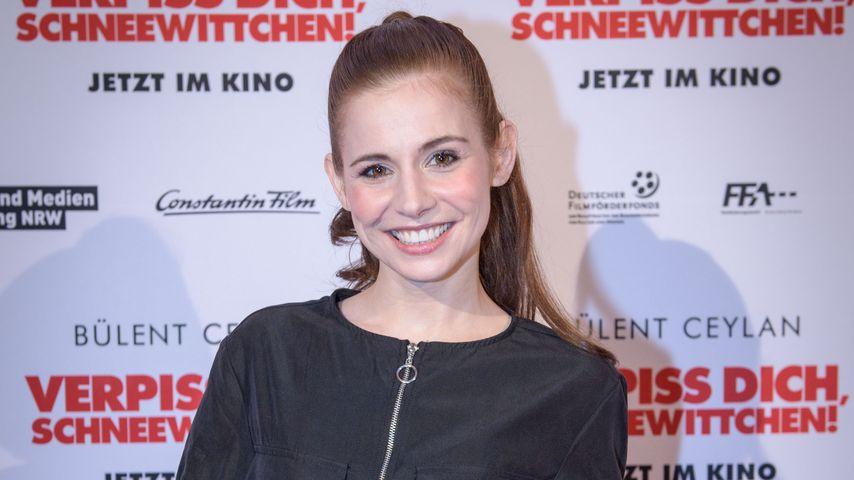 Keine Zeit für Flirts: Josefine Preuß will Single bleiben