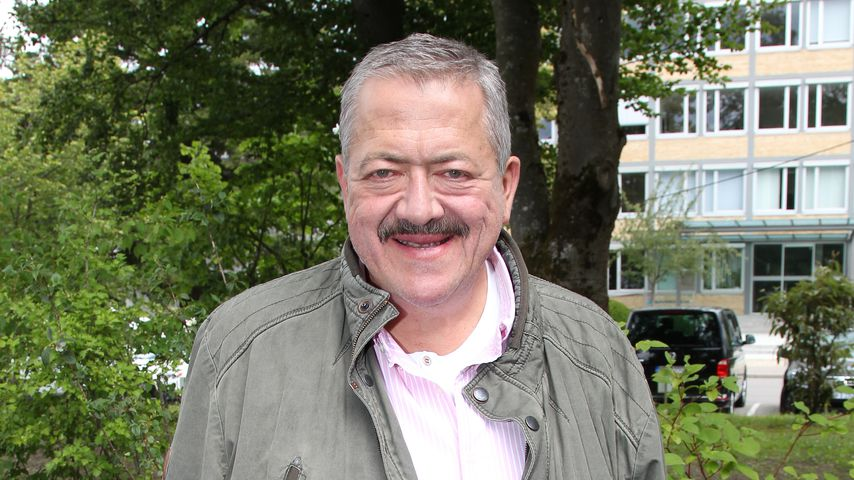 Joseph Hannesschläger im Juni 2018
