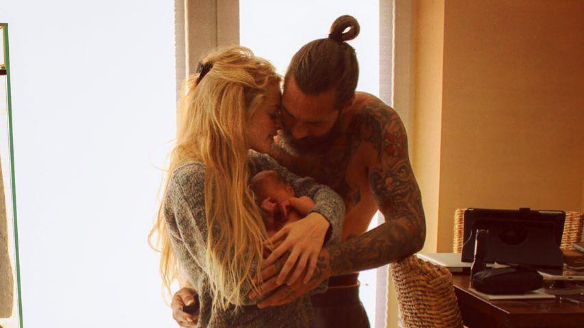 Josephine Welsch, Robert Dallmann und ihr Kind