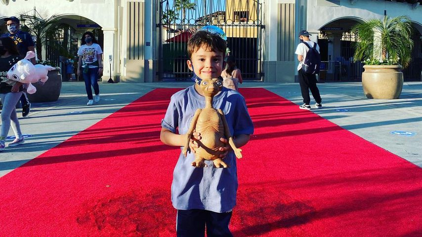 Josey Hollis Dorsey, Sohn von Schauspielerin Naya Rivera und Ryan Dorsey
