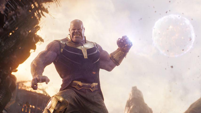 "Josh Brolin in ""Avengers: Infinity War"""