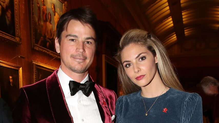 Josh Hartnett und seine Frau Tamsin Egerton, März 2019 in London