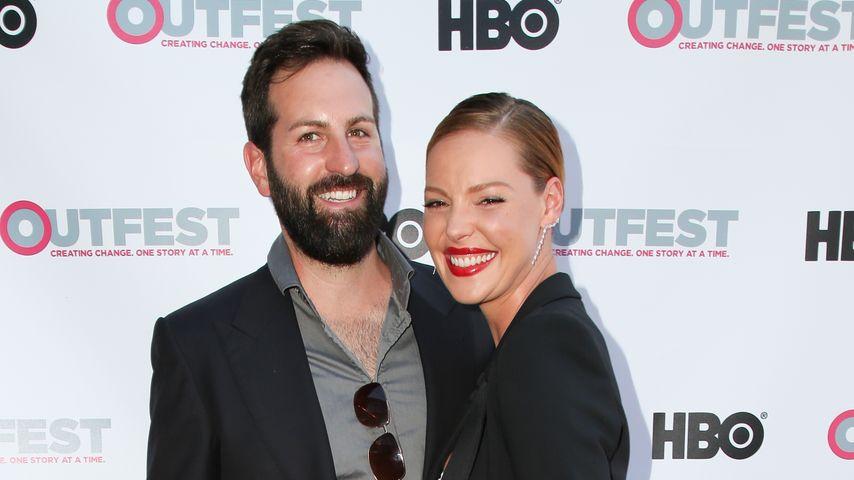 Katherine Heigl: So süß verriet sie ihrem Josh die Baby-News