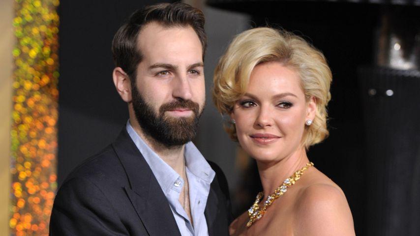Schauspielerin Katherine Heigl und ihr Ehemann Josh Kelley
