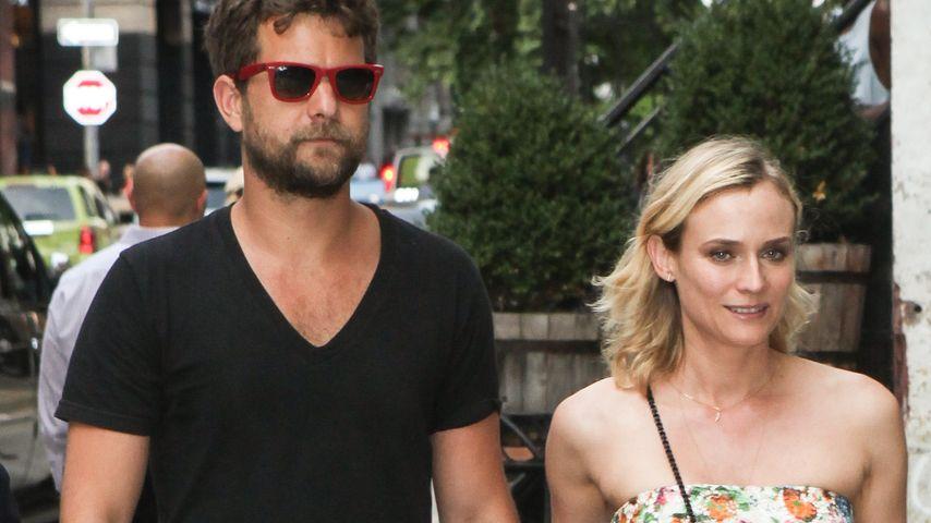 Joshua Jackson und Diane Kruger in New York